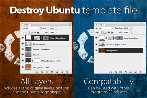 destroy-ubuntu-template