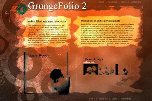 grungefolio