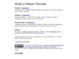 flashjournalism