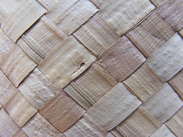 woven pandanus texture 1