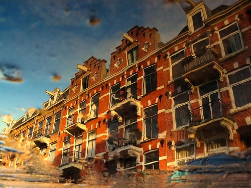 Reflections Of Amsterdam - Sunday