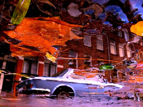 Reflections Of Amsterdam - Bubble Beamer