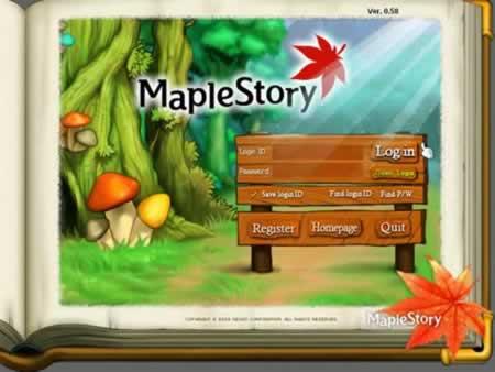 Maple-Login