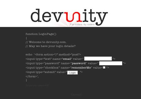 devunity