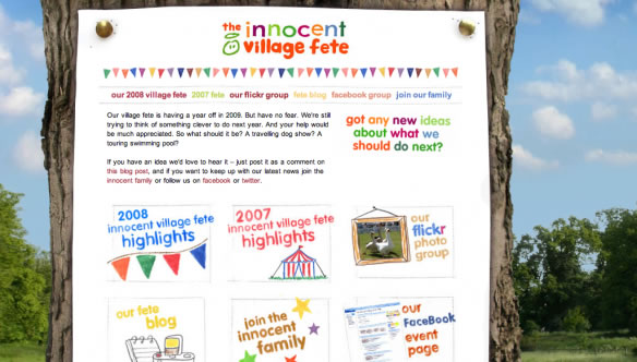 Innocent Village Fete