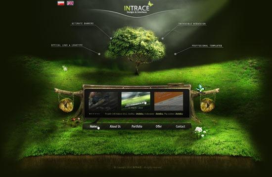 INTRACE_offical_portfolio__by_MrZielsko
