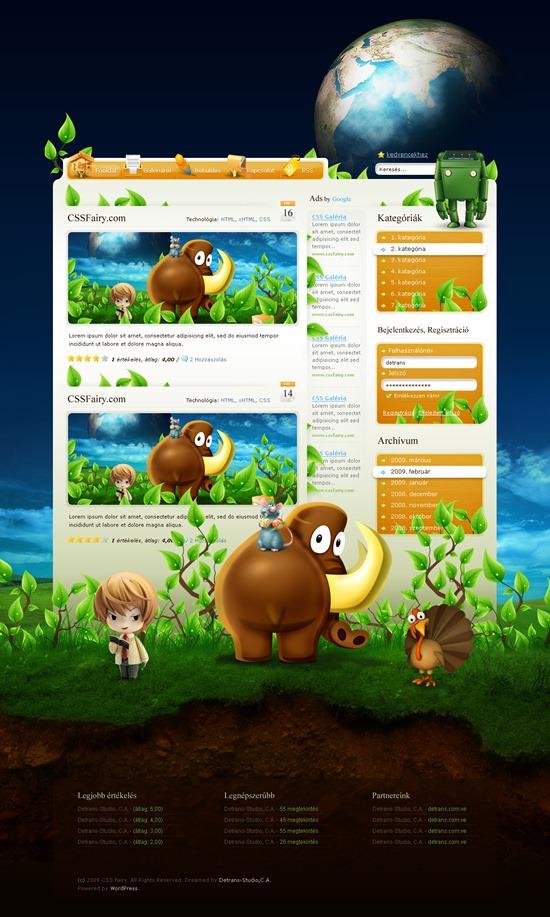 WordPress___Fairy_Theme_by_detrans