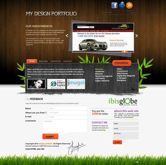 my_portfolio_by_jinukumar