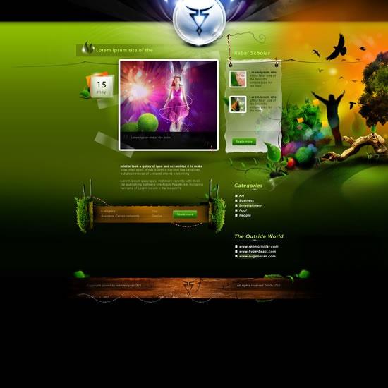 worpres_theme_by_webdesigner1921