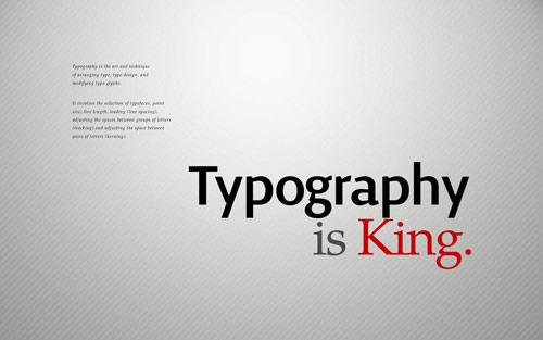 Typography_is_King_by_allonlim