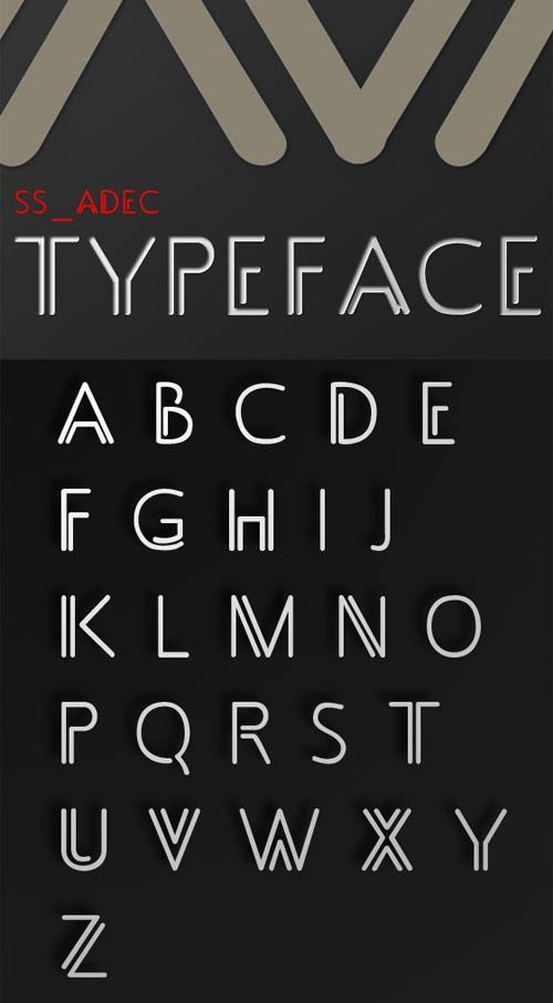 typeface_adec