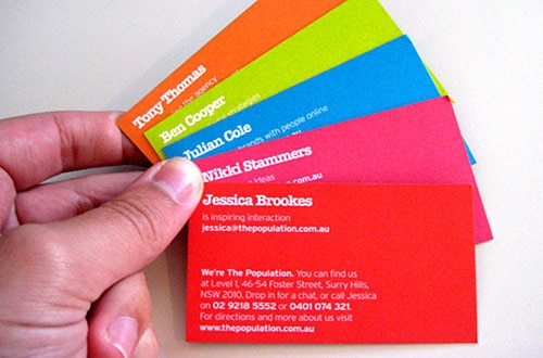 6 affordable ways to create stand out business card artfans design a common trend lately has been using black as the primary color on a business card stop that im not telling you to throw rainbows and unicorns on your colourmoves