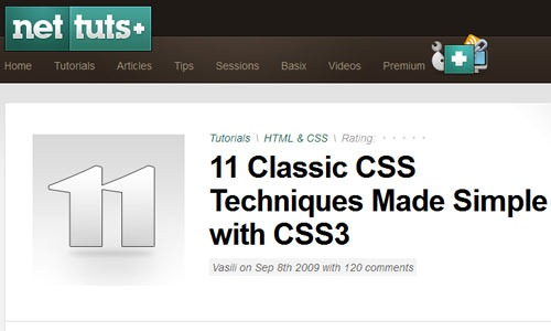 11-classic-css-techniques-made-simple-with-css3