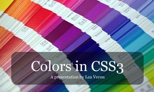 css3-color-module