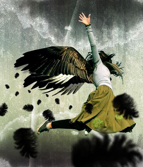 photo-manipulate-a-falling-angel