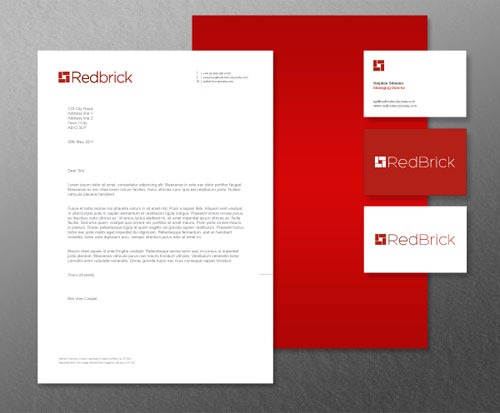 23 letterhead design inspirations artfans design for Top product design companies