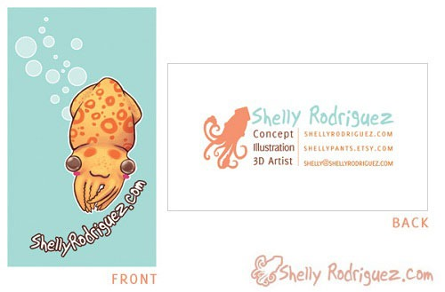 Cute Business Cards Elitadearest
