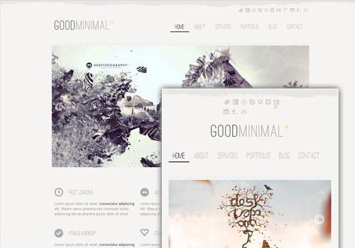 good-minimal