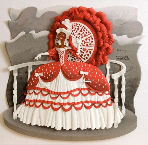 paper-art-11-carnival-performer