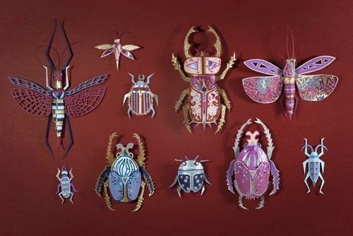 paper-art-5-insects