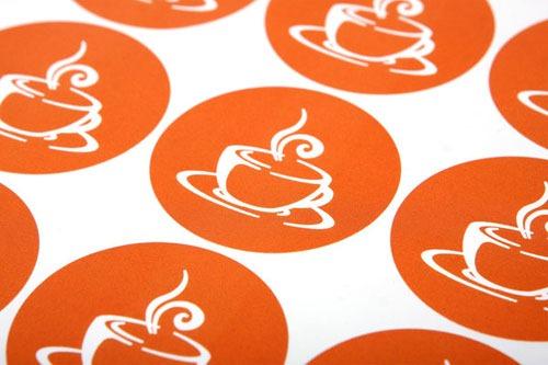 coffee-sticker-design