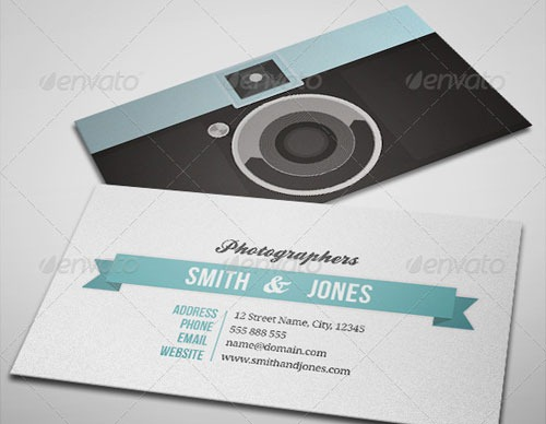sleek-illustrated-photography-business-card