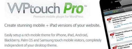 wp-touch-pro