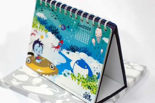 Calender-Design-The-Sea-Saver