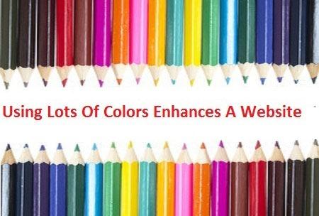 Using-Lots-Of-Colors-Enhances-A-Website