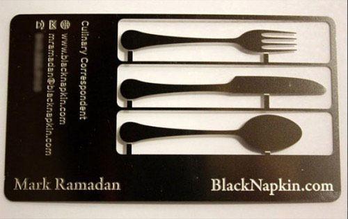 Blacknapkin-Culinary