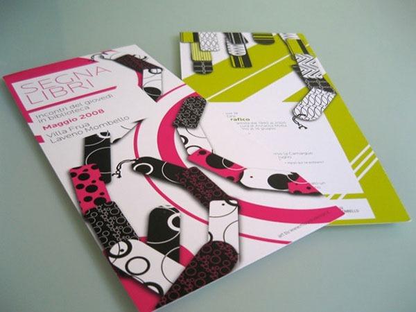 Segnalibri-Brochure