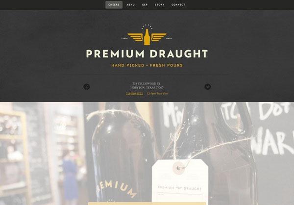 Premium-Draught
