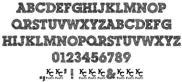 Scribble-Box-font