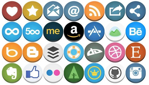 flat-but-not-flat-rounded-social-icons