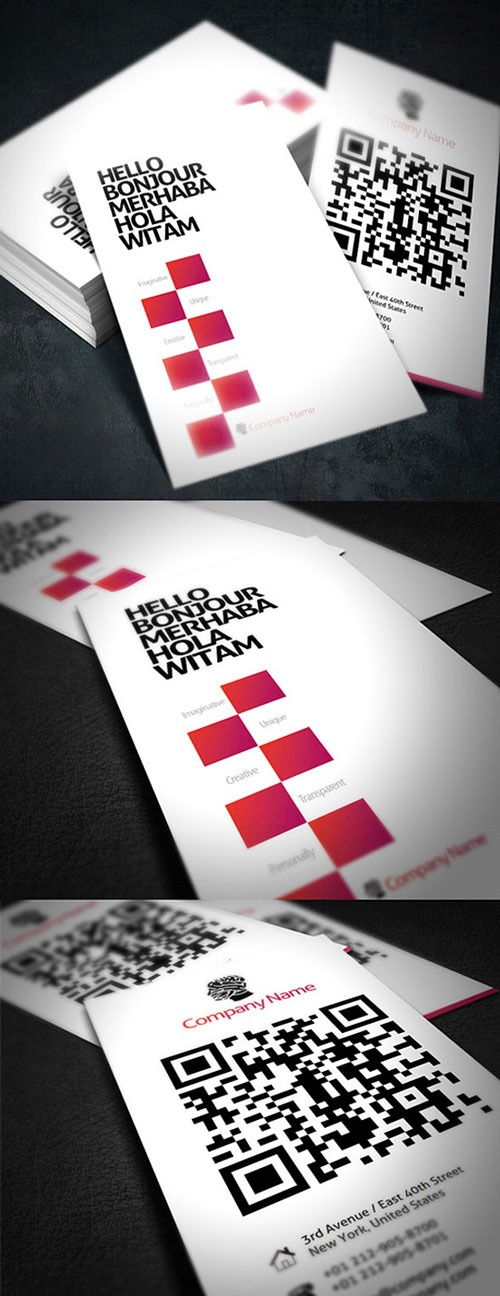 qr-code-identity-card