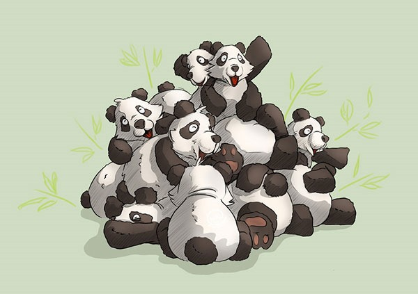 pile_of_panda_by_nikivandermosten-d583bfy