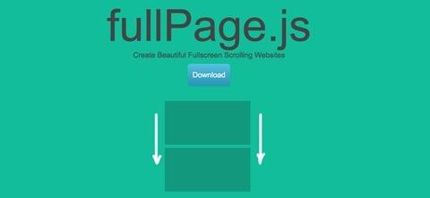 FullPage.js Plugin