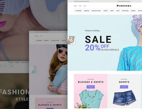 15+ Latest Top-notch E-commerce Templates To Run an E-store in 2018