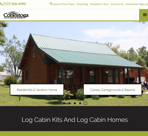 conestoga cabins