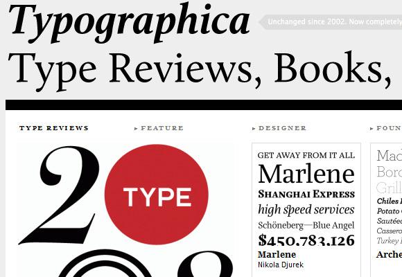 typographica
