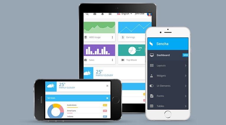 Best Mobile And Web App Framework For UI/UX Designers